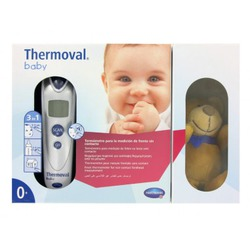 Image THERMOVAL BABY THERMOMÈTRE FRONTAL ELECTRONIQUE